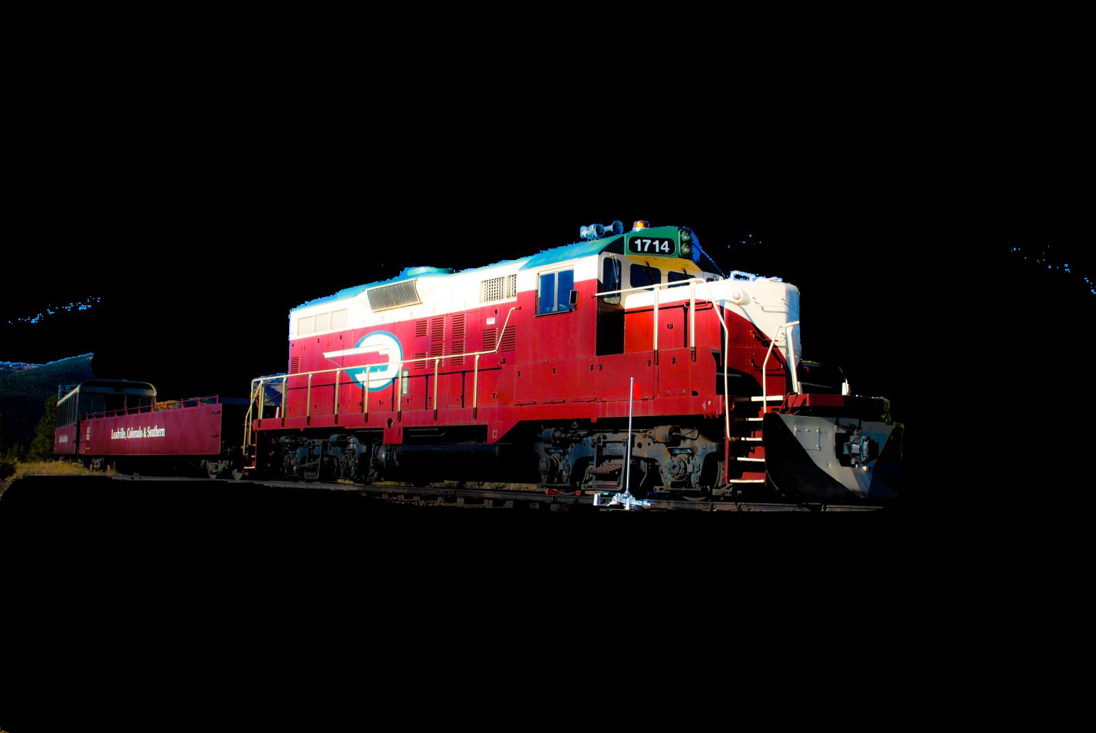 Leadville, Colorado & Southern Railroad: Scenic Train Rides