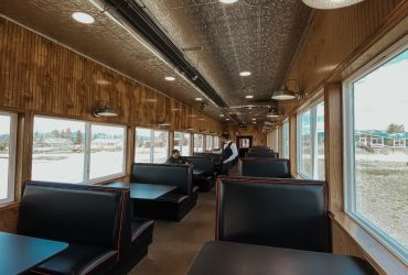 Lounge Car New for 2020